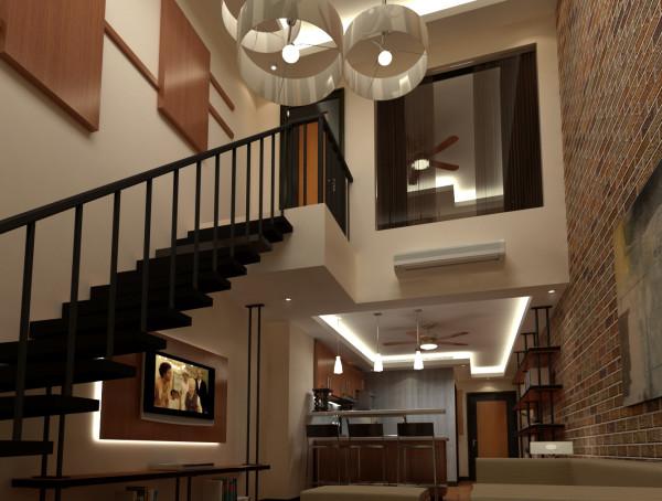 Condominium Interior Design – Joya @ Rockwell (5th Project)