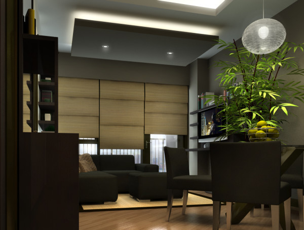 Condominium Design & Build – Joya @ Rockwell (2nd Project)