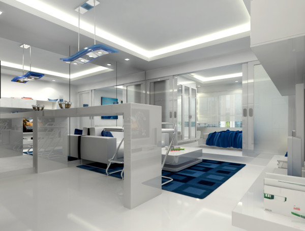 Condominium Interior Design – Seibu Tower