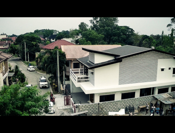 Roof Inspection of a 2-Storey Residence @ Filinvest Eastville