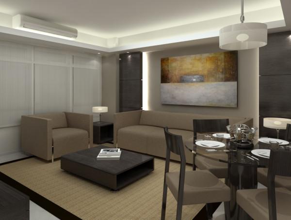 Condominium Design & Build – Two Serendra