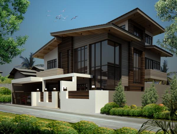 Residential Design & Build – Tivoli Royale (1st Project)