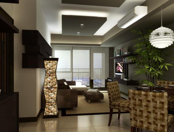 Condominium Design & Build – Joya @ Rockwell (1st Project)