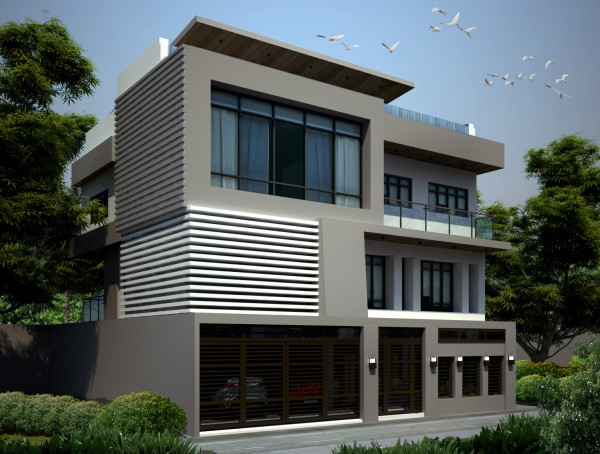 Residential Design & Build – Manila