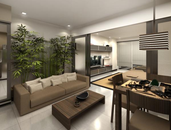 Condominium Design & Build – Fort Palm Spring (3rd Project)