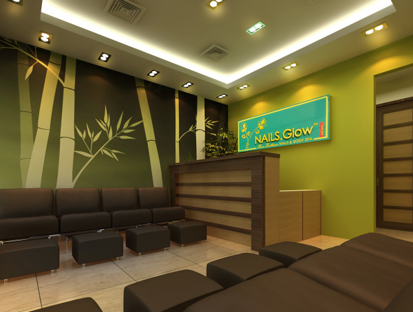 Commercial Design – Nails.Glow