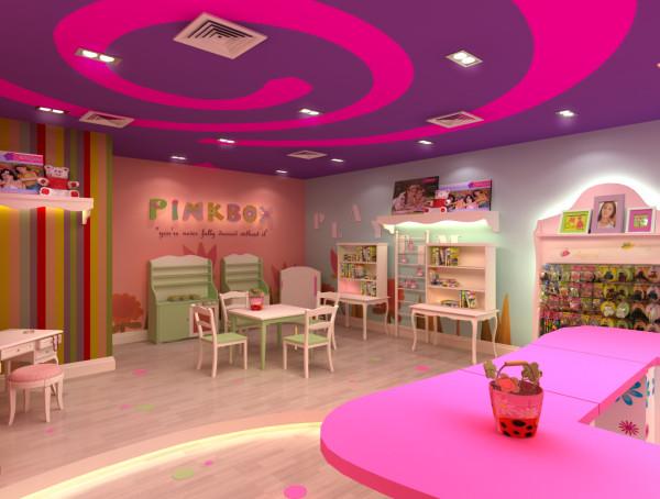 Commercial Design & Build – Pink Box