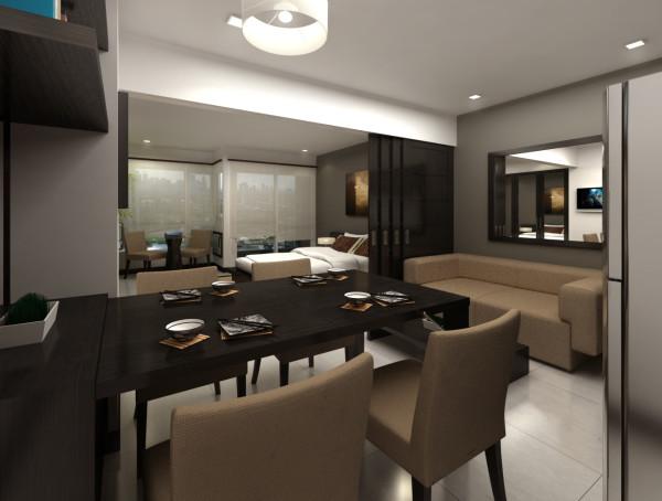 Condominium Design & Build – Fort Palm Spring (1st Project)