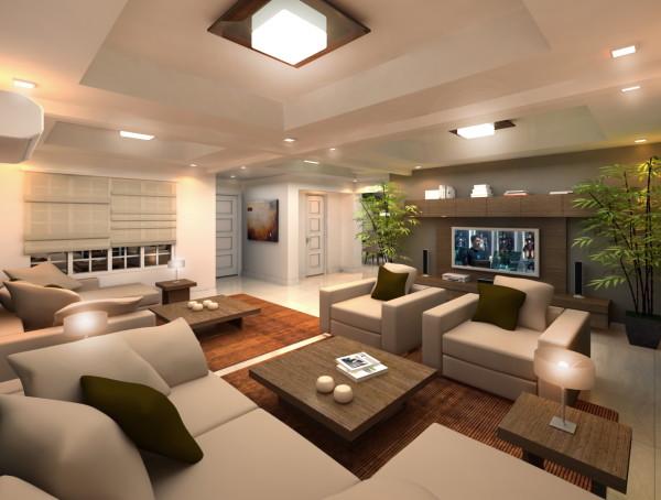 Residential Renovation Interior Design – Lexington