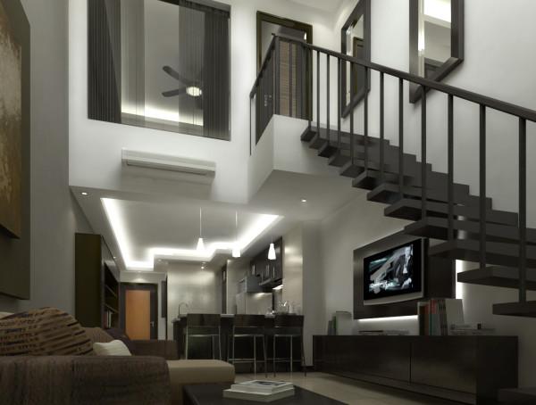 Condominium Design & Build – Joya @ Rockwell (4th Project)