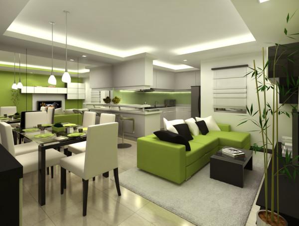 Townhouse Interior Design – Montville Place