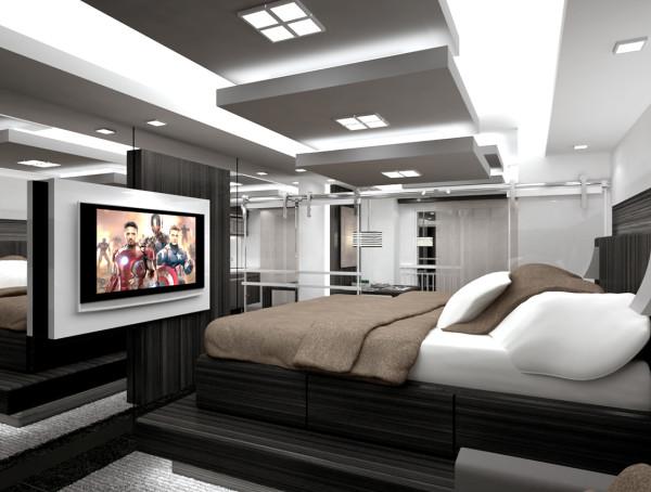 Condominium Interior Design – Wind Residences
